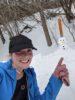 Mel and Mr Snowman-NB
