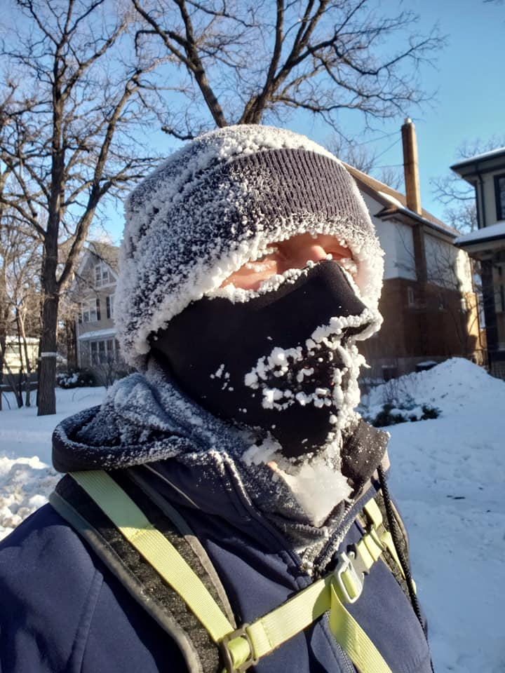 winter photo contest
